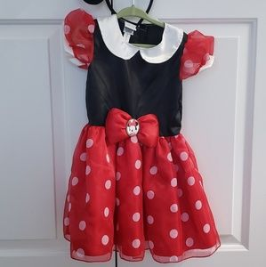 Disney minnie costume